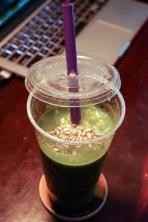 parsley smoothie2-1  September 13, 2014