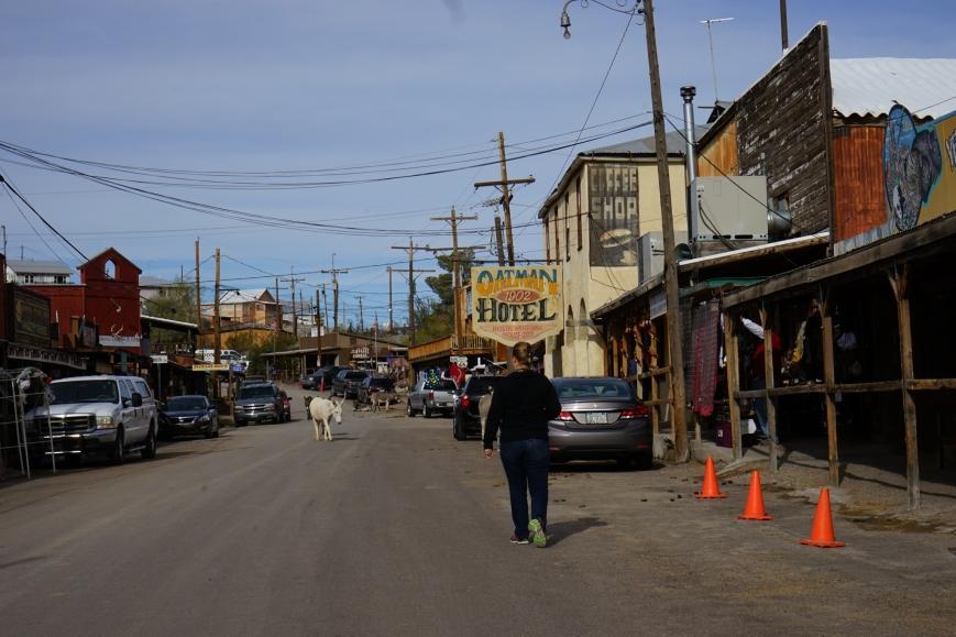 oatman town097